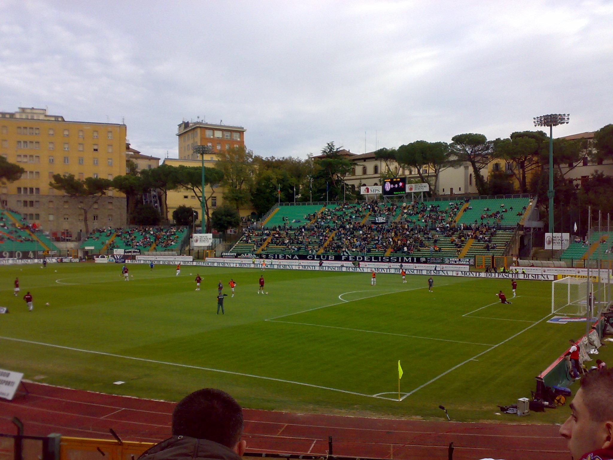 Siena-Reggina:28102007