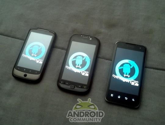 CyanogenMod7