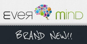 Nuova veste grafica sito web Evermind