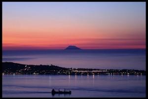 Reggio Calabria - lo stretto di Messina