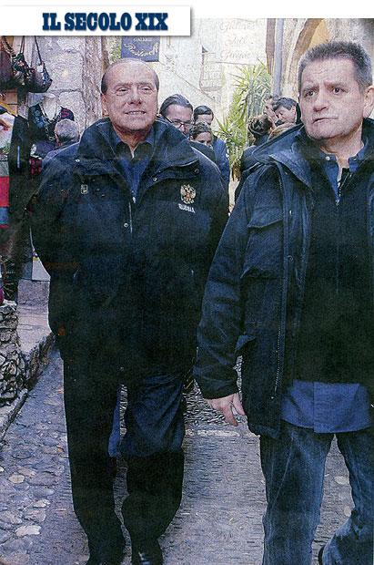 Berlusconi miracolato