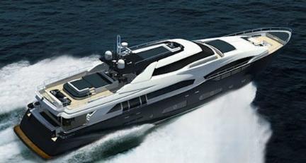 Yacht Berlusconi