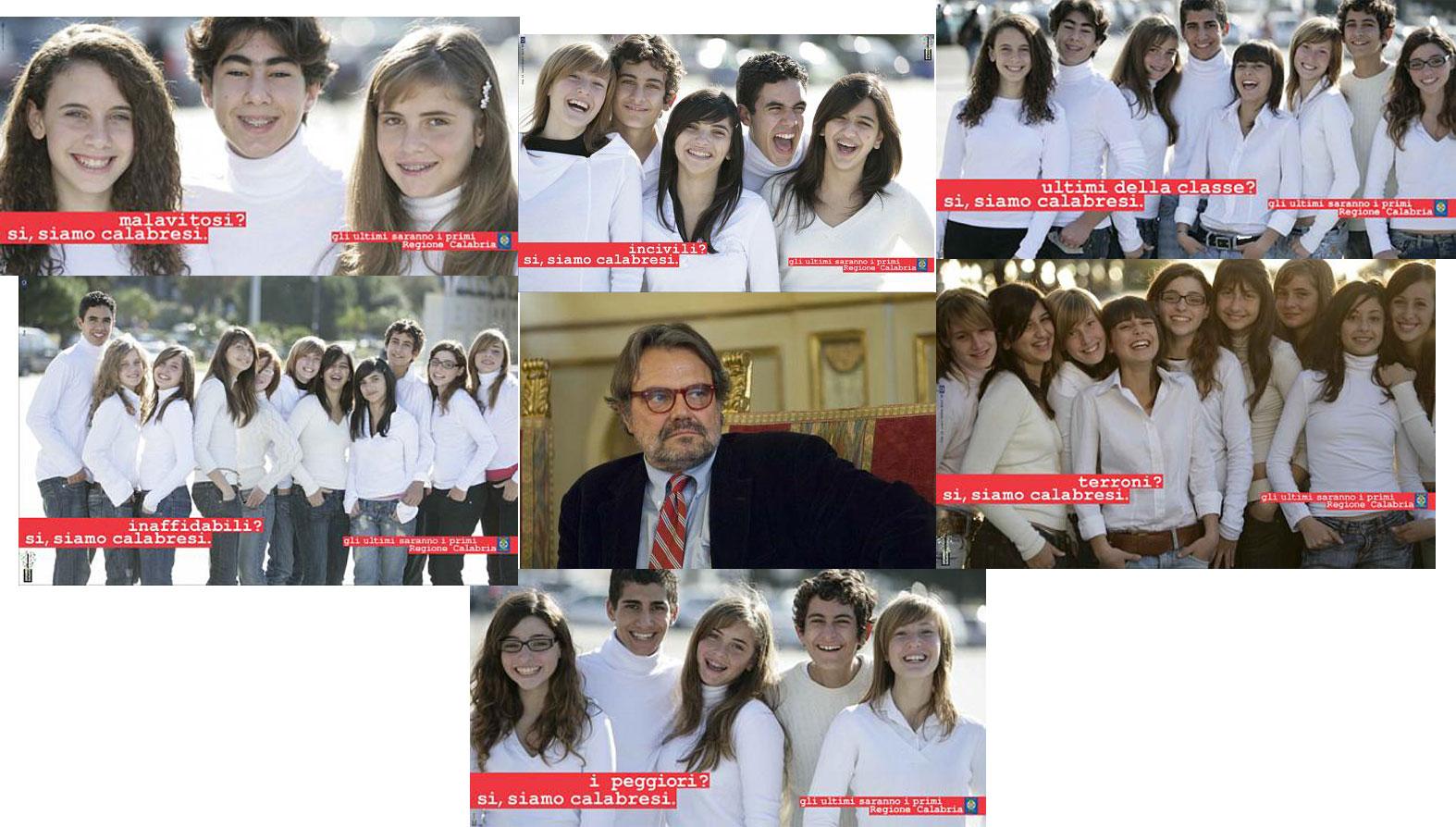 Calabria - campagna pubblicitaria