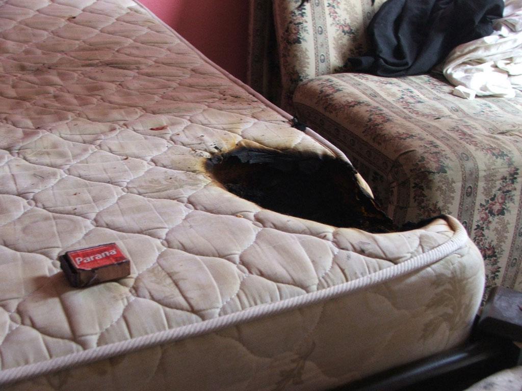 Il Thinkpad ti brucia il letto