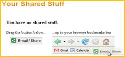 google your shared stuff