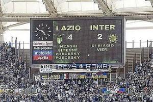 Lazio Inter 4:2