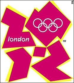 Logo Olimpiadi Londra 2012