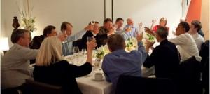 Obama a cena nella Silicon Valley