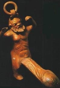Priapo personaggio della mitologia greca