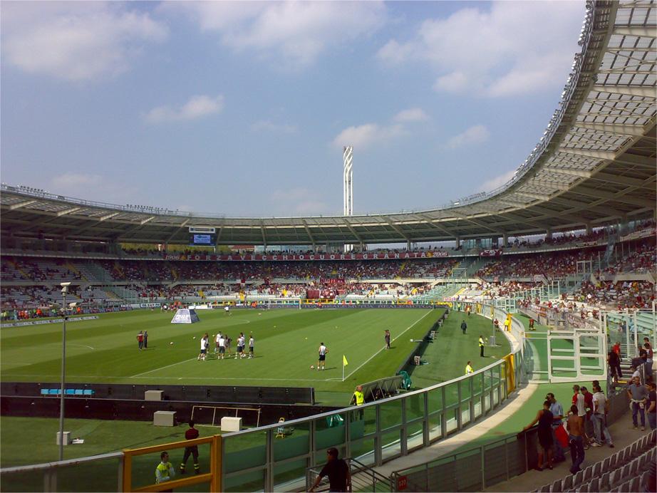 Torino:stadio olimpico